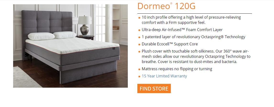 Dormeo discount coupons