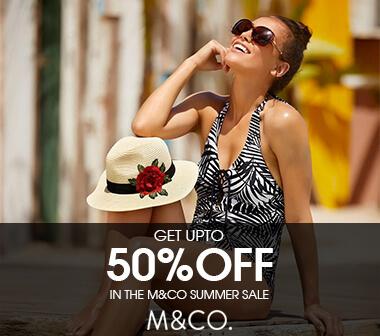 Upto 50% Off Summer Sale