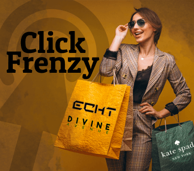 Click Frenzy Coupon Codes