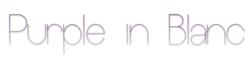 Purple in blanc coupon codes