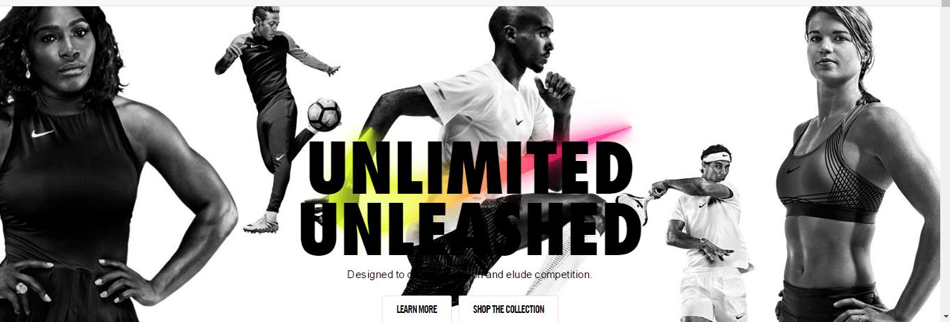 Nike UK Sports Vouchers