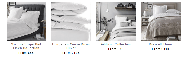 The White Company UK Furniture Coupons