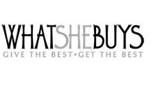WhatSheBuys coupon codes