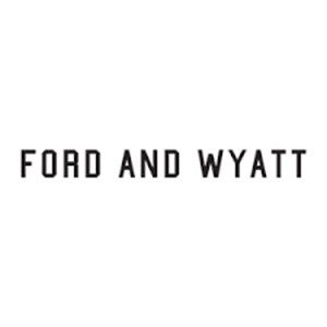 Ford and Wyatt coupon codes